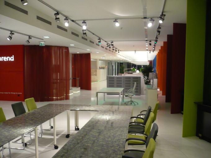 Showroom Gestaltung