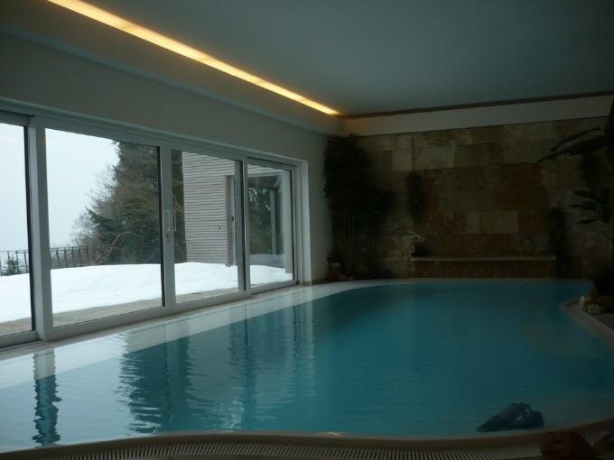 Schwimmbad-Umbau