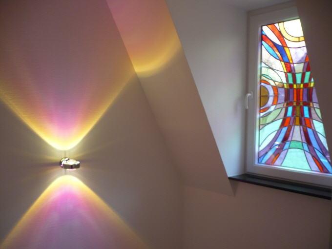 Wand-Beleuchtung